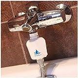 Inovey Badewannen Dusche Küche Wasser Filter Reiniger Hydrant Hahn Entfernen Enthärter Waschen Sauberer Kopf