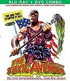 Toxic Avenger (2 Blu-Ray) [Edizione: Stati Uniti]
