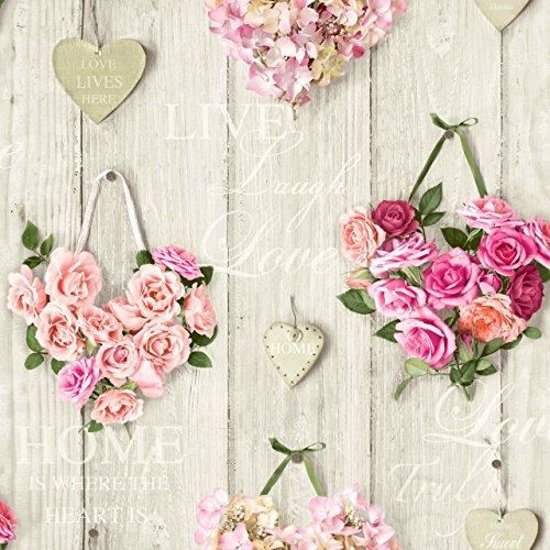 grandeco-vintage-hearts-wood-beam-pattern-rose-floral-motif-wallpaper-pink-a14503-by-grandeco