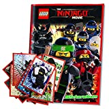 Blue Ocean - The Ninjago Movie Sammelalbum + 30 Sticker (keiner doppelt)