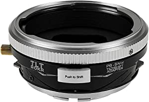 Fotodiox Pro Tlt Rokr Lens Mount Adaptor For Pentacon 6 Camera Photo