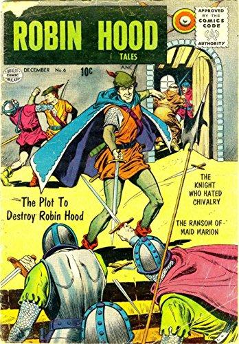 Le avventure di Robin Hood a Fumetti - Numeri 005 e 006 (Fumetti Vintage da collezione (Traduzione ed adattamento in Italiano con funzione di zoom) Vol. 3) (Italian (Hood Da Robin In)