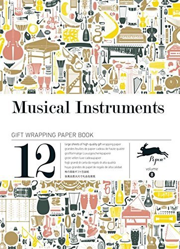 musical-instruments-gift-and-creative-paper-book-vol8-gift-wrapping-paper-book-by-pepin-van-roojen-2