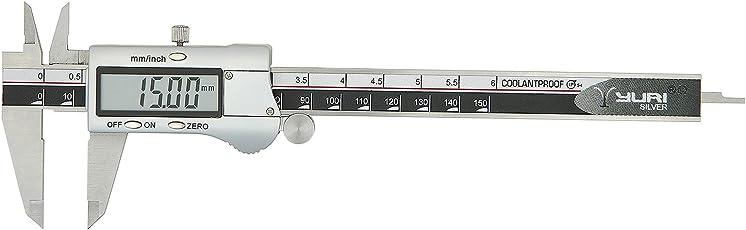 """Yuri Digital Vernier Caliper ( 8"""" 0-200 mm )"""