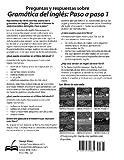 Image de Gramática del inglés: Paso a paso 1: Volume 1