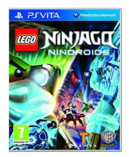 LEGO Ninjago Nindroids [import anglais] (B00JB2A0WQ) | Amazon Products