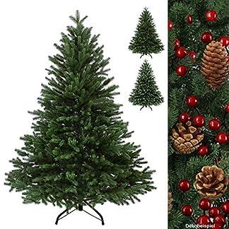 BB-Sport-Christbaum-Knstlicher-Weihnachtsbaum-PEPVC-Spritzguss-Mix-Tannenbaum-Standfu