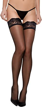 Selente Lovely Legs Raffinate autoreggenti in diversi modelli, 20-30 DEN, made in EU