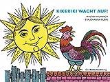 Kikeriki, wacht auf!: Vierfarbiges Pappbilderbuch