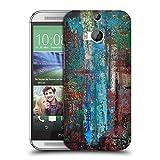 Head Case Designs Offizielle Rock Demarco Abstrakter Wald Gemälde Ruckseite Hülle für HTC One M8 / M8 Dual SIM