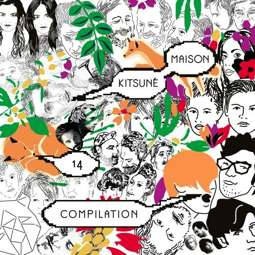 kitsun-maison-compilation-14-the-tenth-anniversary-issue-or-pernod-absinthe-edition-by-various-artis