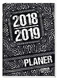 H�fft PLANER A5 2018/2019  Hausaufgabenheft/Sch�lerkalender/Sch�ler-Tagebuch/Sch�lerplaner Bild
