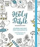 NIV Journalling Bible for Colouring I...