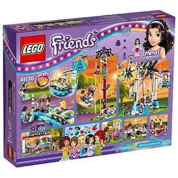 Lego 41130 Friends Amusement Park Roller Coaster Construction Set - Multi-coloured 5