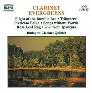 Les Immortelles de la clarinette