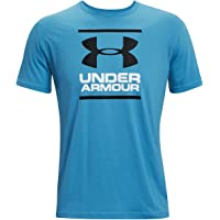 Under Armour UA GL Foundation Short Sleeve Tee, Super Soft Men's T Shirt for Training and Fitness, Fast-Drying Men's T…