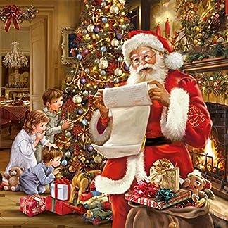 Ambiente servilletas de papel 3capas, Christmas Eve