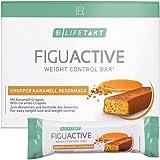 Lr Figuactiv Riegel Crunchy Caramel Geschmack 6er Pack 6 X 60g Drogerie Körperpflege