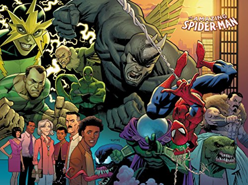 Amazing Spider-Man by Nick Spencer Vol. 1: Back to Basics (Amazing Spider-Man (2018), Band 1)