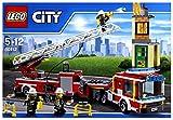 LEGO City 60112 - Feuerwehrauto mit Kran