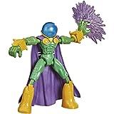 Marvel Spider-Man Bend en Flex Marvel's Mysterio Action Figure Speelgoed, 6-inch flexibel figuur, inclusief accessoire, voor