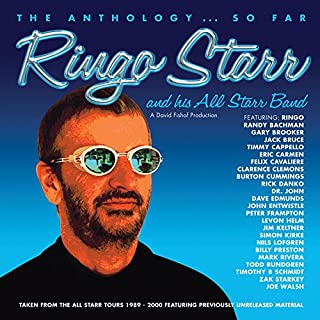 The Anthology... So Far by Ringo Starr (B007KIZ65E) | Amazon price tracker / tracking, Amazon price history charts, Amazon price watches, Amazon price drop alerts