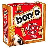 Purina bonios bitesize Meaty Chip Hund Hundekuchen, 400 g