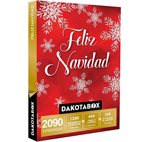 Dakotabox-Coffret Cadeau-Heureux Noël-2090expérience de Bien-être,...