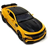 Akrobo Die-Cast 4 Wheel Drive Metal Car Pull Back with Openable Doors, Light, Hood, Trunk, and Music for Kids Above 4…