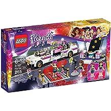 LEGO Friends Pop Star: Limusina - juegos de construcción (Multicolor, 6 año(s), 265 pieza(s), Chica, 12 año(s), 2 pieza(s))