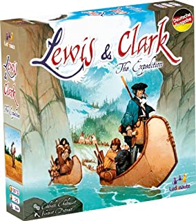 Asmodee HE567 - Lewis und Clark, Brettspiel, Deutsche Version (B00GX7KZRM) | Amazon price tracker / tracking, Amazon price history charts, Amazon price watches, Amazon price drop alerts
