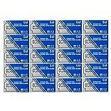 KAI 100 pack lames à double tranchant inoxydable 100blades lames de rasoir