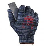 Ansell Edge 48-700 Cut Resistant Industrial Work Gloves (9, Large)