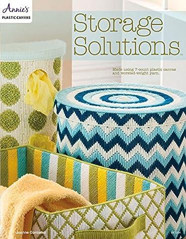 Storage Solutions (Annie's Plastic Canvas)
