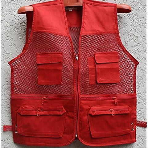 S & T/da donna e da uomo cardigan. Scollo a V Maglia Business Casual waistcoats. pubblicità fotografia arte cavallo clip, 2-XXXL