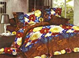 Madhavs Bedsheets with 2 Pillow Cover Se...