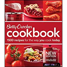 Betty Crocker Cookbook, 11th Edition   (Loose-leaf Bound): 1500 Recipes for the Way You Cook Today (Betty Crocker New Cookbook)