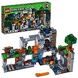 LEGOMinecraft 21147 - Abenteuer in den Felsen, Minifiguren und Spielzeug - LEGO