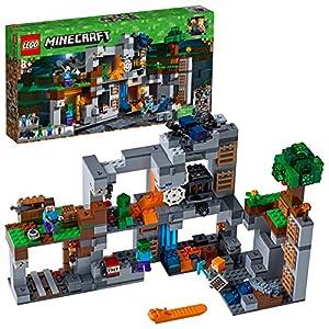 Lego Minecraft Avventure con la Bedrock, Multicolore, 21147 LEGO Minecraft LEGO