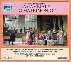 Rossini -  La cambiale di matrimonio - Renzetti