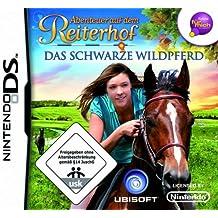 Abenteuer auf dem Reiterhof - Das schwarze Wildpferd