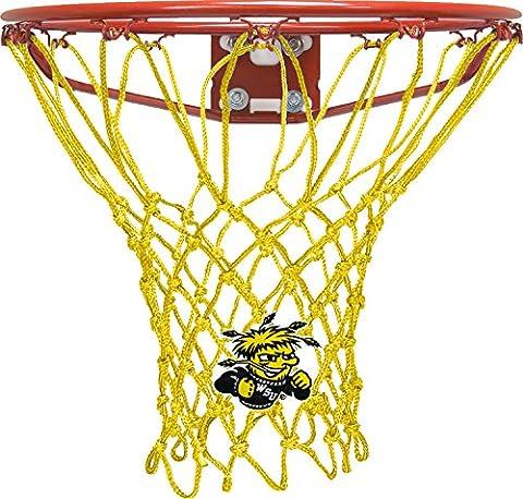 Krazy Netz Wichita State University Basketball Net - Yellow