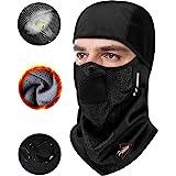 Balaclava Ski Mask Windproof Mask Bike Face Mask Bicycle Balaclavas Motorcycle Cycling Outdoors in Winter Neck Warmer Multifu