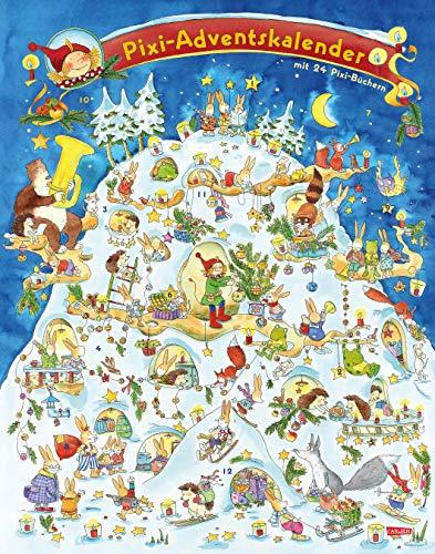 Pixi Adventskalender für kleine Leseratten