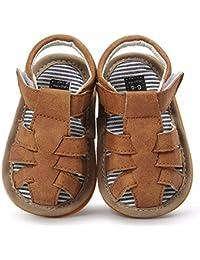 7bbe675a5b5 YWLINK 1 Par De Zapatos Bebé NiñOs Sandalias Zapatos Casuales Zapatilla  Antideslizante Suela Suave NiñO Sandalias