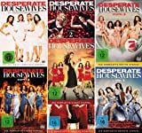 Desperate Housewives Staffeln 1-7 (43 DVDs)