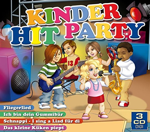 Kinder-Hit-Party