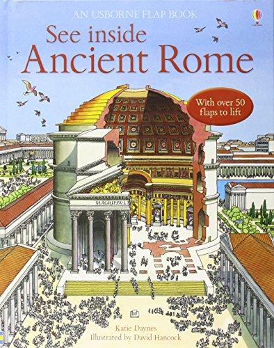 See Inside Ancient Rome par Katie Daynes