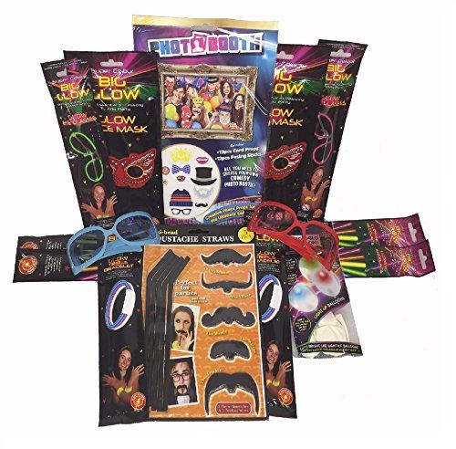 un Glow Kit Bundle - 11 Artikel enthalten (Versand aus UK) ()