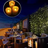 ECOLUX® 3er Set flammenlose LED Kerzen Farbwechselkerzen batteriebetrieben mit Fernbedienung & Timer Vergleich